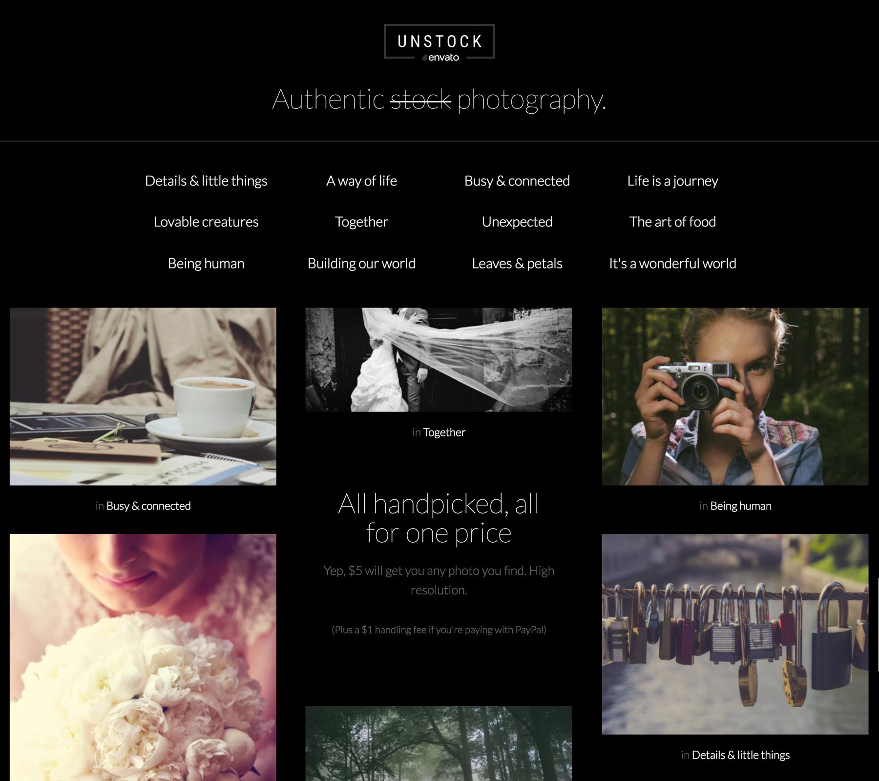 UnStock by Envato