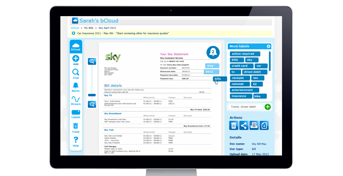 Bringing to life 'what if' – Barclays Cloud It